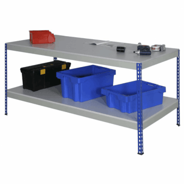 Rivet Workbenches 200kg UDL