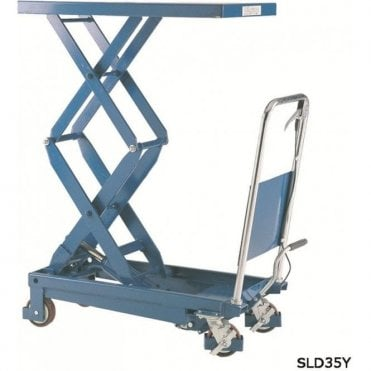 Scissor Lift Table - Double Scissor 350kg