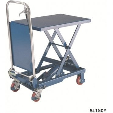 Scissor Lift Table - Single Scissor 150kg