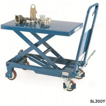Scissor Lift Table - Single Scissor 500kg