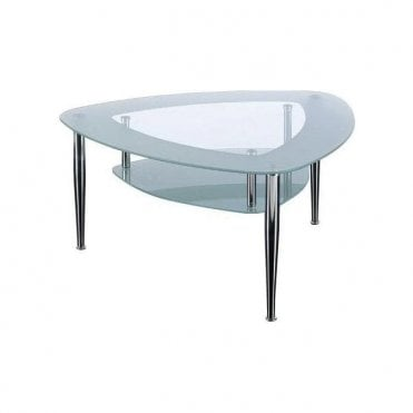 Shield Glass Reception Table