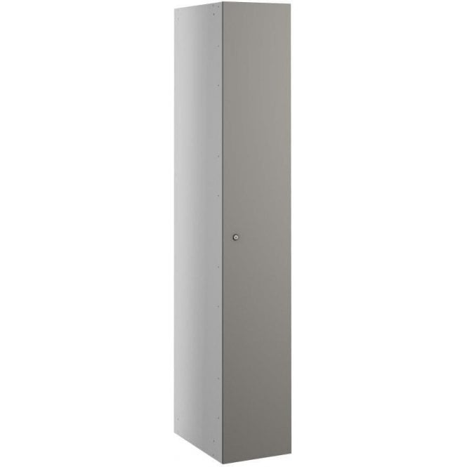 Single Compartment Satin Laminate Door Locker