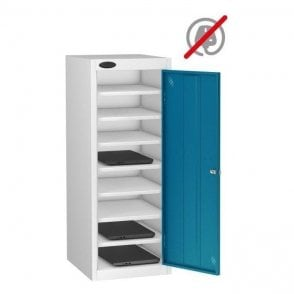 Single Door 8 Compartment Laptop Storage Only Locker