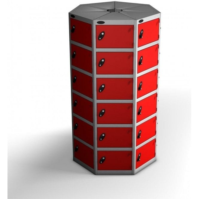 Six Tier Large Seed Pod Locker