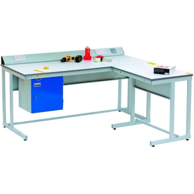 Static Dissipative Cantilever Workbench 250kg UDL