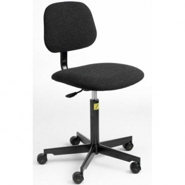 Static Dissipative Chair with Castors