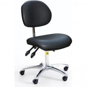 Static Dissipative Clean Room Chair