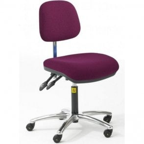 Static Dissipative Ergonomic Chair