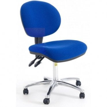 Static Dissipative Fully Ergonomic Chair