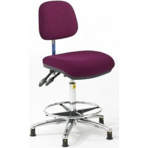 Static Dissipative High Ergonomic Chair