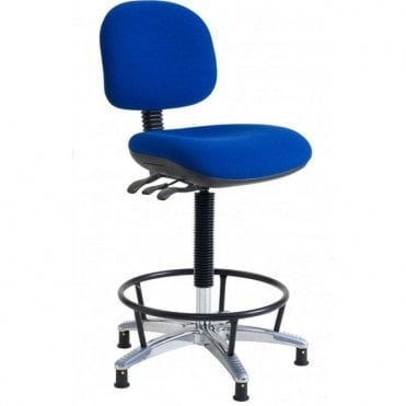 Static Dissipative High Heavy Duty Chair