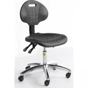 Static Dissipative Polyurethane Chair
