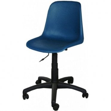 Student Computer Chair on Castors