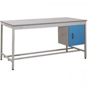 Taurus Utility Workbench with Single Cupboard