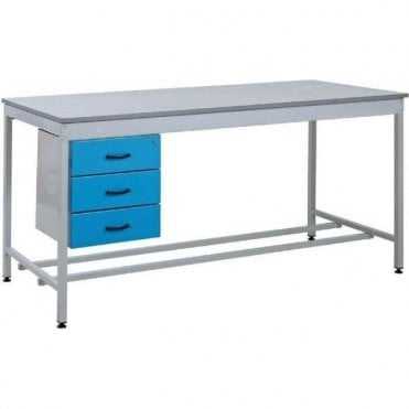 Taurus Utility Workbench with Triple Drawer