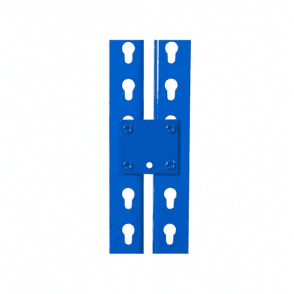 Tie Plates for Rivet Racking