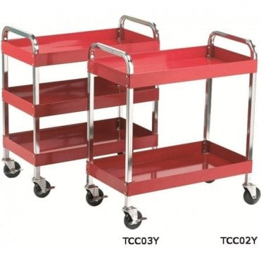 Tool Trolleys - 2 and 3 Shelf