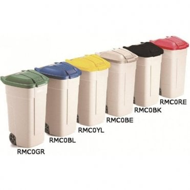 Waste and Recycling Wheelie Bins