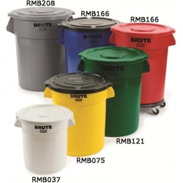 Waste & Storage Bins