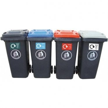 Wheeled Bins - Recycling Centre